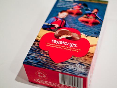 Tagalong box