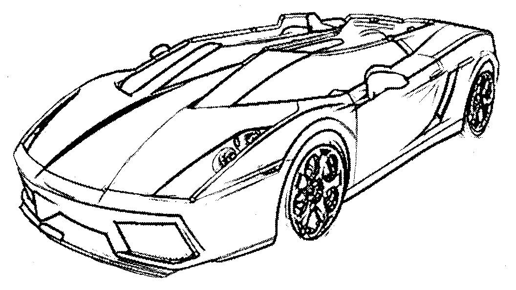 Nascar Coloring Page  AZ Coloring Pages