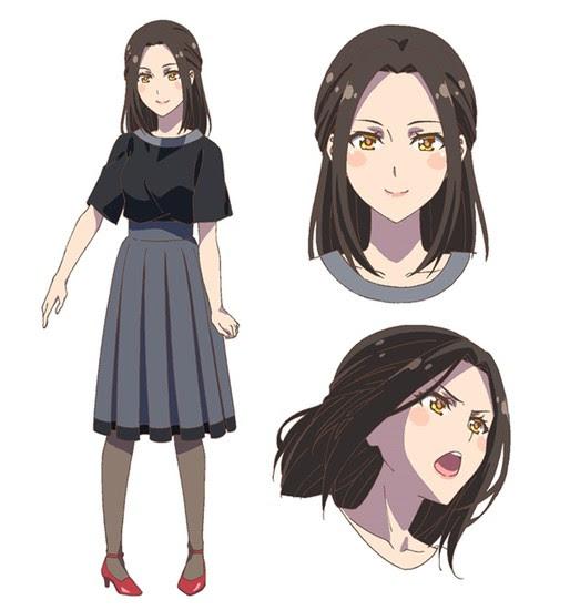 Idol Memories Anime Minami Yasukawa
