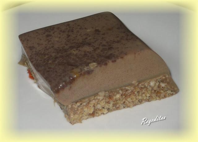 TARTA FLAN DE CHOCOLATE
