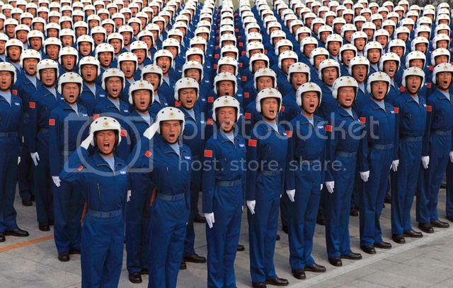 PLA Chine