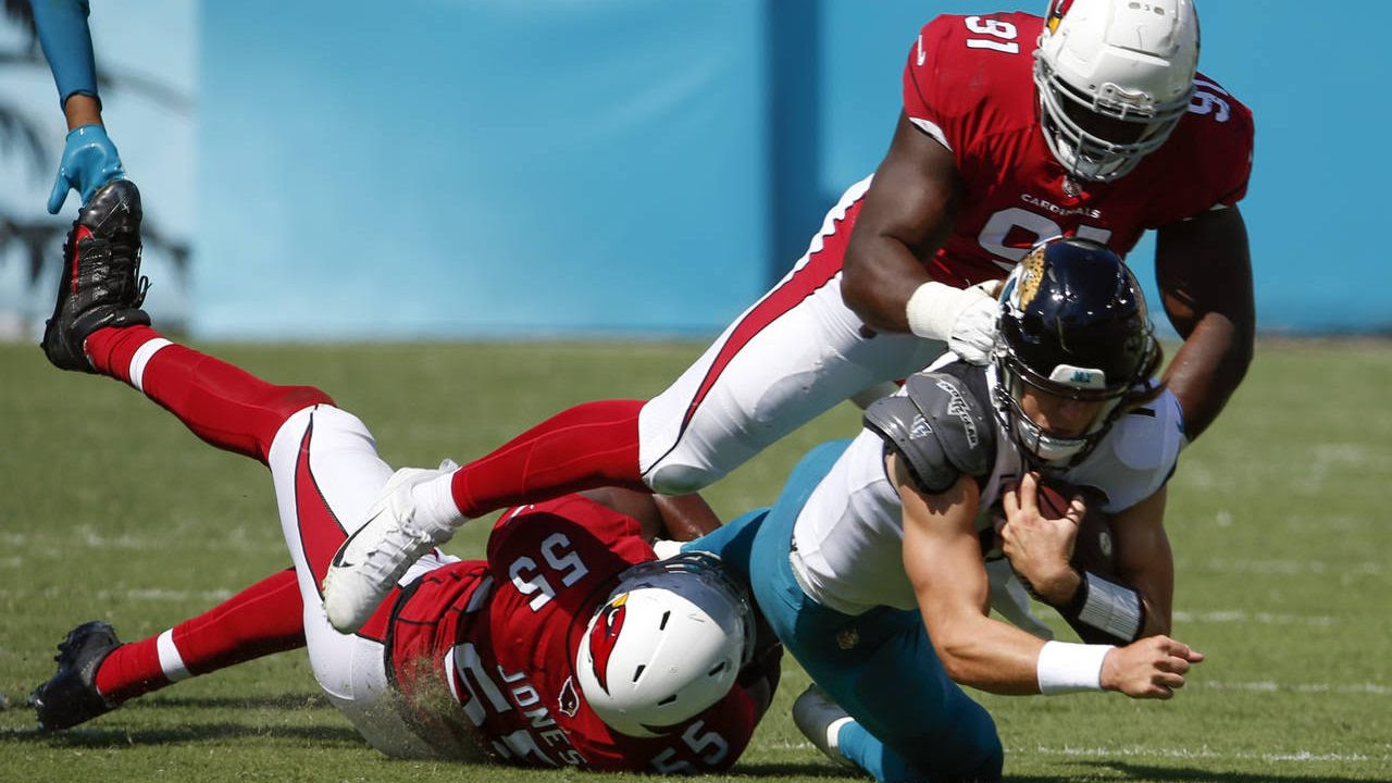 Report: Cardinals have 2 test positive for COVID-19 after Chandler Jones