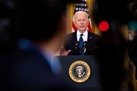 Biden Vows to 'Disrupt and Prosecute' Hackers Who Forced Shutdown of U.S. Pipeline