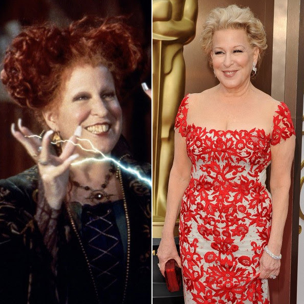 Bette Midler as Winifred