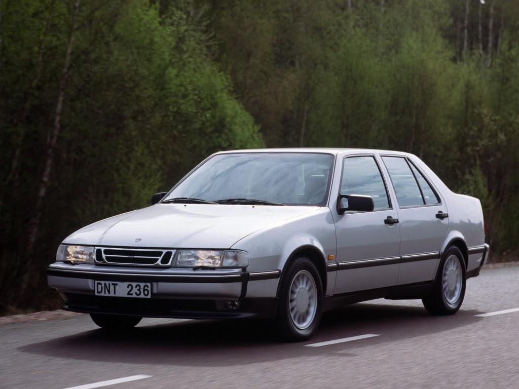 SAAB 9000 CD - 1994, 1995, 1996, 1997 - autoevolution