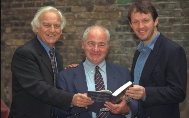 Image result for colin dexter