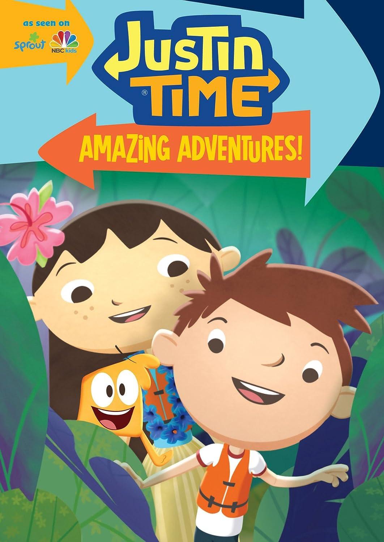 Justin Time Amazing Adventures