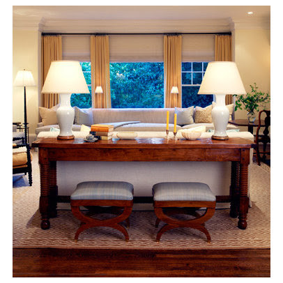 Sofa-table Design Ideas, Pictures, Remodel, and Decor