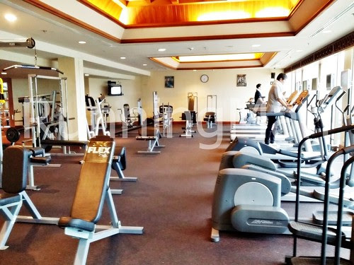 Shangri-La Hotel 04 - Gymnasium