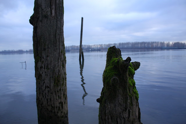 columbia river, kelley point park