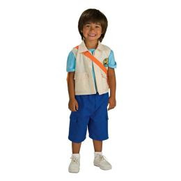 Go, Diego, Go! Deluxe Diego Child Costume: Size Toddler