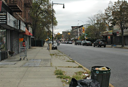 Cortelyou Road, South side, looking East from Westminster Road