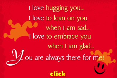 I Love Hugging You April Fool Quote Quotespicturescom