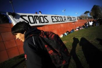 No mês passado o MEC já tinha chegado a acordo com o Movimento de Escolas Privadas com Ensino Público Contratualizado