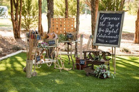 dallas wedding lawn games dixie  vintage rentals dfw