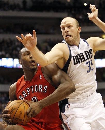 Mavs Raptors Basketball