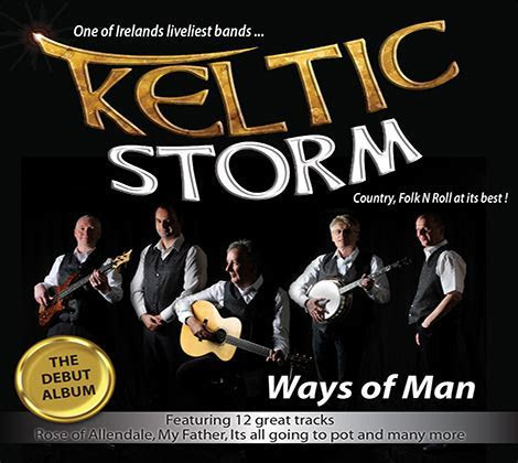 Keltic Storm   Ways Of Man