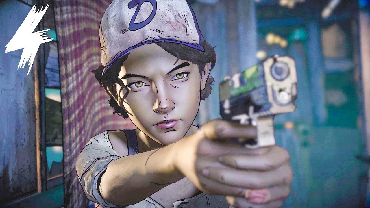 Telltale talks about human drama and choices in this trailer for The Walking Dead: A New Frontier's finale screenshot
