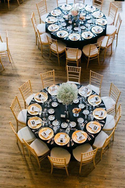 black gold weddings ideas  pinterest black