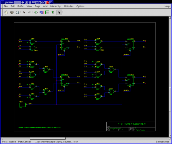 geda pcb software