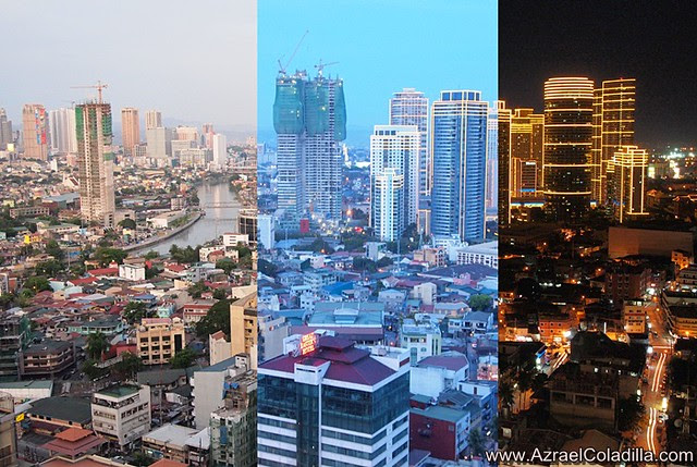 makati at day afternoon night
