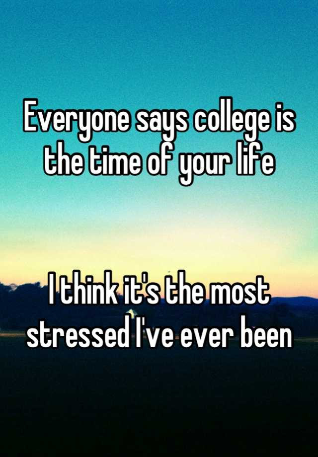 Quotes About School Stress 51 Quotes