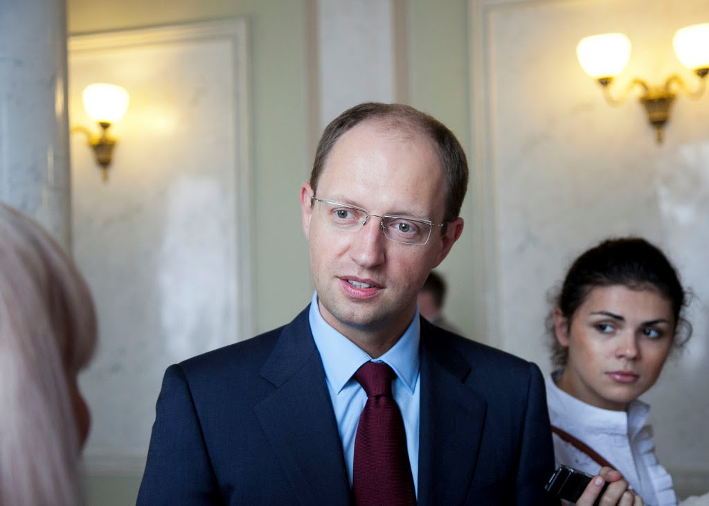 Ουκρανία: Τον ήξεραν καιρό οι ΗΠΑ τον νέο πρωθυπουργό…