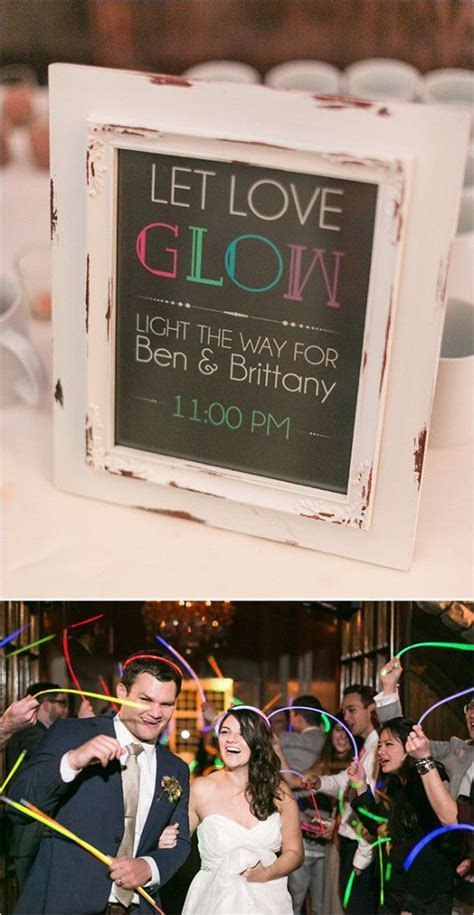 Fresh White and Classic Wedding   Wedding exits, Glow