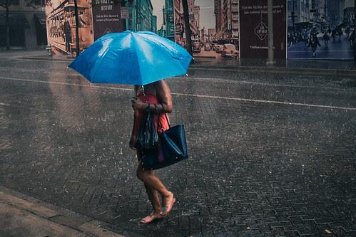 A Rain Storm by Jesse Acosta