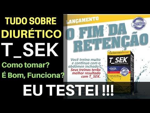 T SEK O Melhor Diurético Brasileiro. Tira retenção? Seca Barriga? Como consumir T_Sek? Saiba Tudo