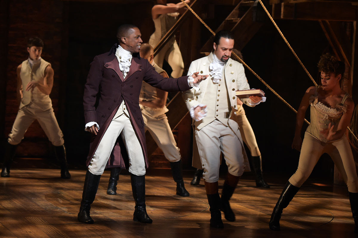 At the New York Society Library, literary relics from the time of Alexander Hamilton remind us, just as the musical has, how little we can ever know about how human stories will be told and retold.