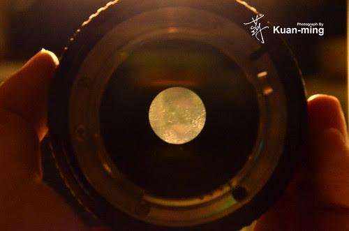 Moldy Lens