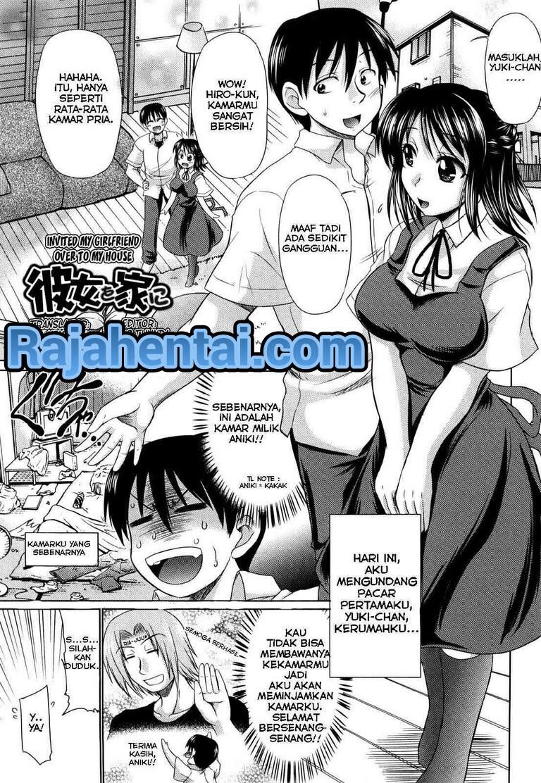 komik hentai sex manga xxx Melubangi Vagina Pacar
