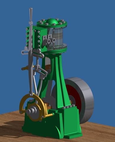 Model Steam Engine Plans Building Wooden simple boat building plans