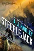 Title: Steeplejack, Author: A. J. Hartley