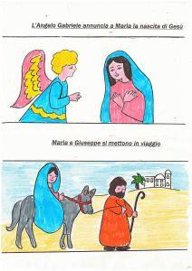 Libricino Sulla Nascita Di Gesù Maestrarenata