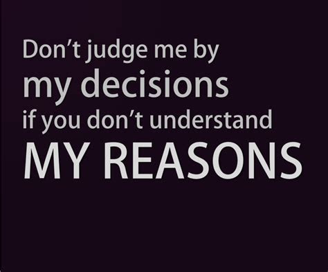Please Dont Judge Me Quotes