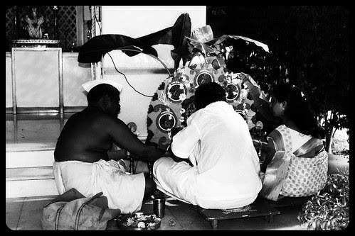 Satyanarayan Puja by firoze shakir photographerno1
