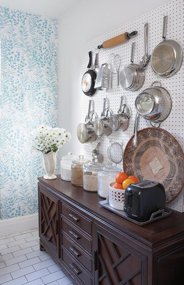 20 Functional Pegboard Ideas To Organize Your Room | Home ...
