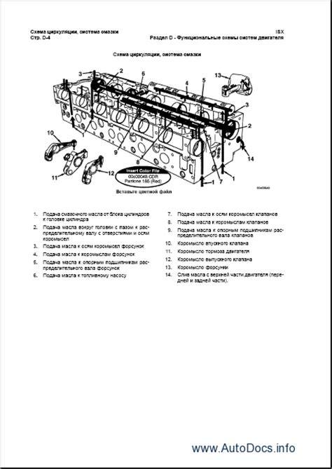 Cummins Engine ISX/QSX series repair manual Order & Download