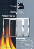 Fire-Rated Glass in Steel Framing System