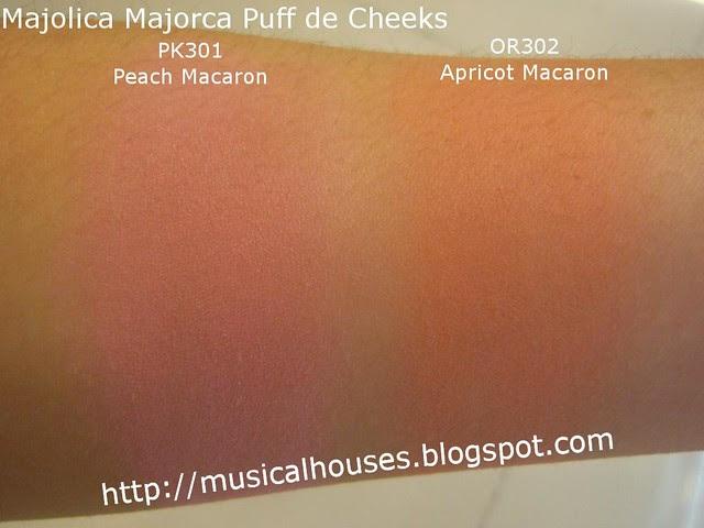 majolica majorca puff de cheeks