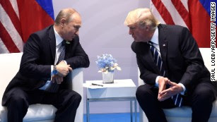 Trump's mistake in his meeting with Putin