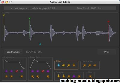 Crossfade Loop Synth