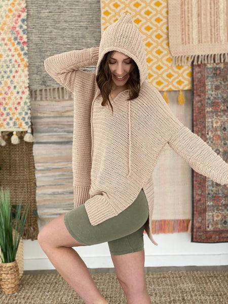 Crochet Kit - Happy At Home Hoodie