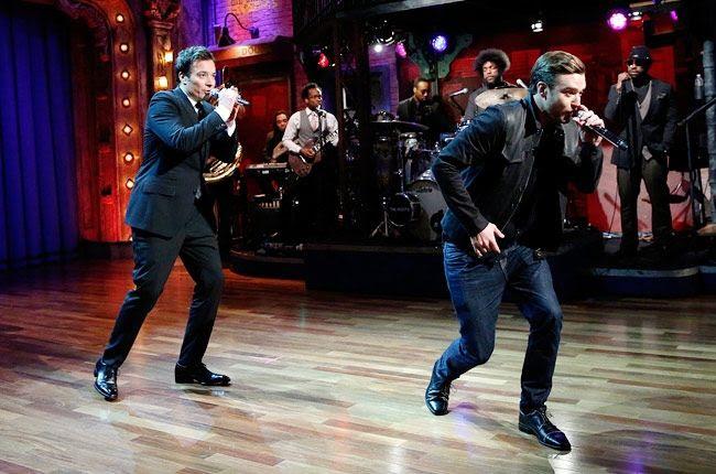 Justin Timberlake : Jimmy Fallon (3/15/13) photo jimmy-fallon-justin-timberlake-celebritybug.jpg