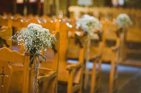 Rustic wedding in Cyprus   Wedding Decoration   Church