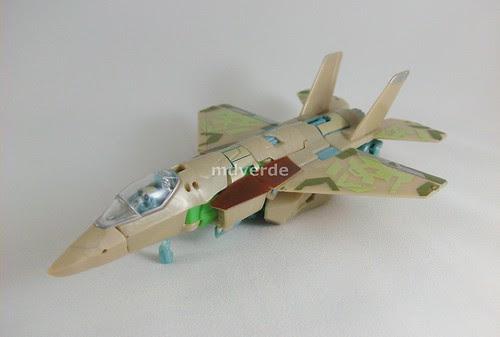 Transformers Breakaway RotF Deluxe - modo alterno