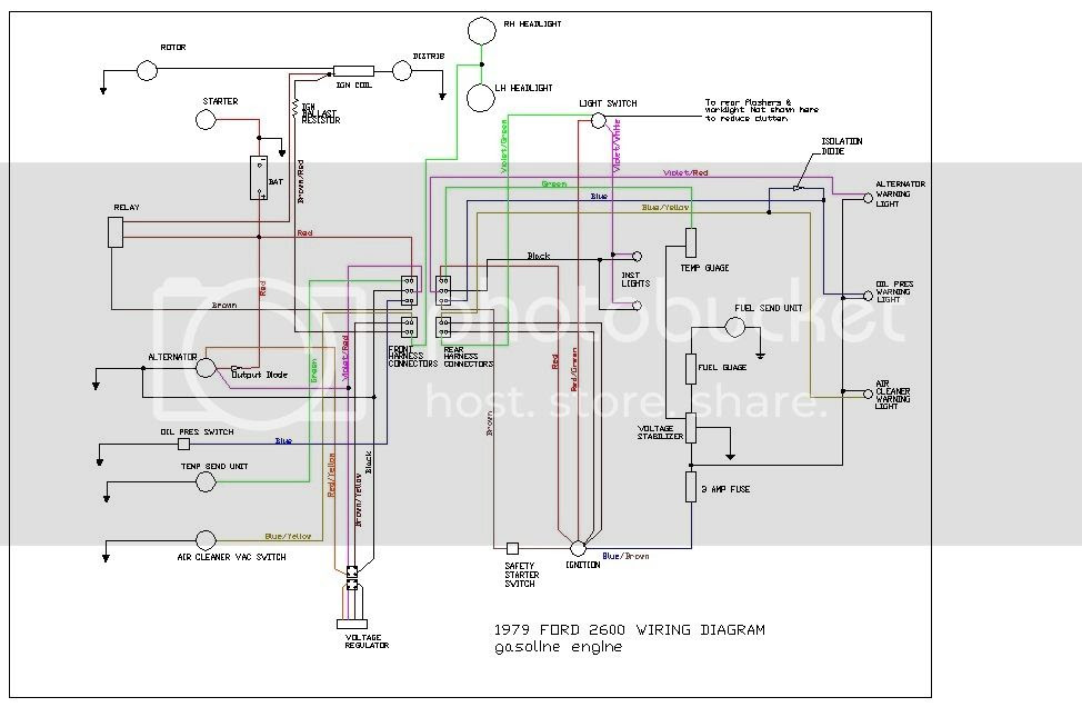 Ford Jubilee Wiring Diagram 12 - Wiring Diagram | Ford Jubilee Engine Diagram |  | Wiring Diagram