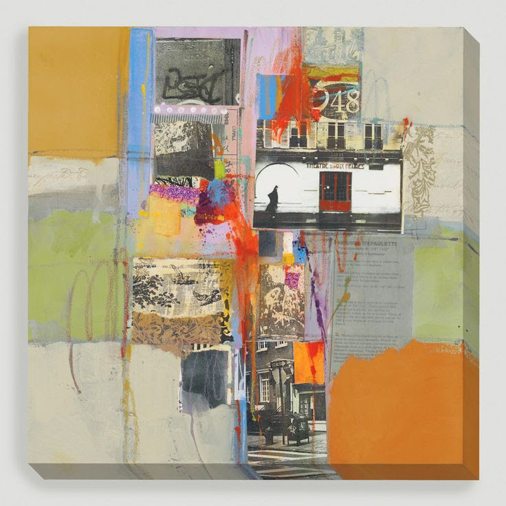 """Impressions of Paris I"" by Maureen Brouillette | World Market"